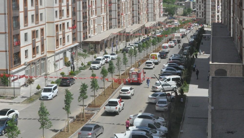 Şırnak'ta 19 Mayıs, araç konvoyuyla kutlandı