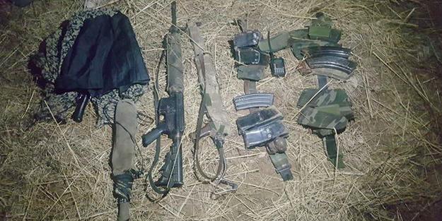 Şırnak'ta 2 PKK'lı öldürüldü