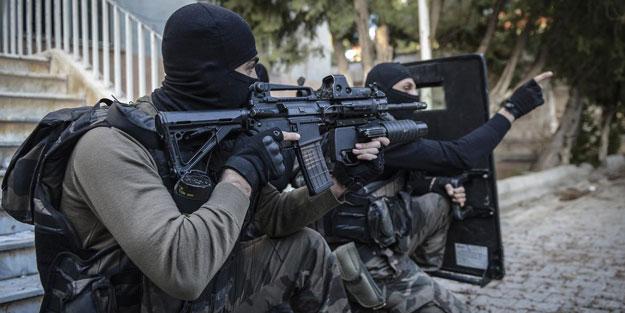 Şırnak'ta teröristler 3 mahalleye sıkıştırıldı
