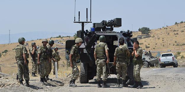 Şırnak'ta roketli saldırı: Yaralılar var