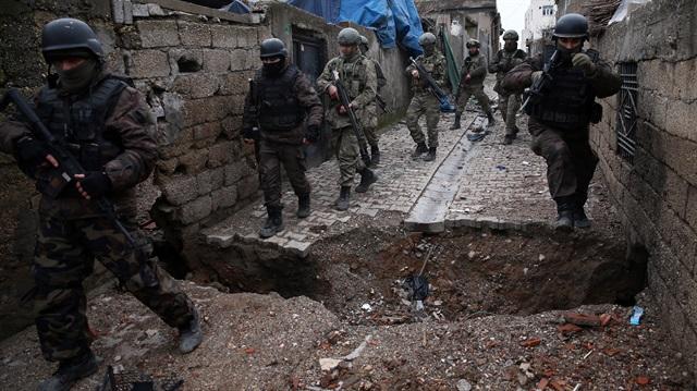 Şırnak'taki FETÖ'cüler tutuklandı