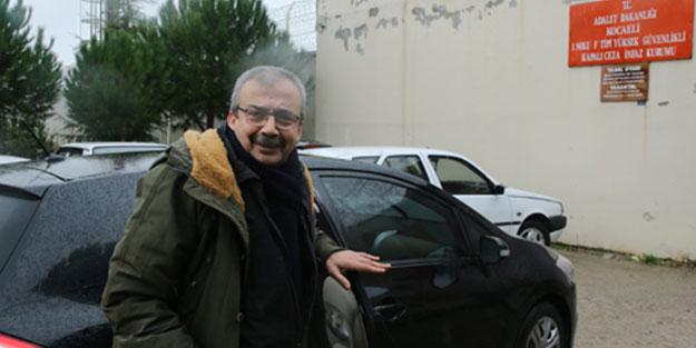 Sırrı Süreyya Önder teslim oldu!