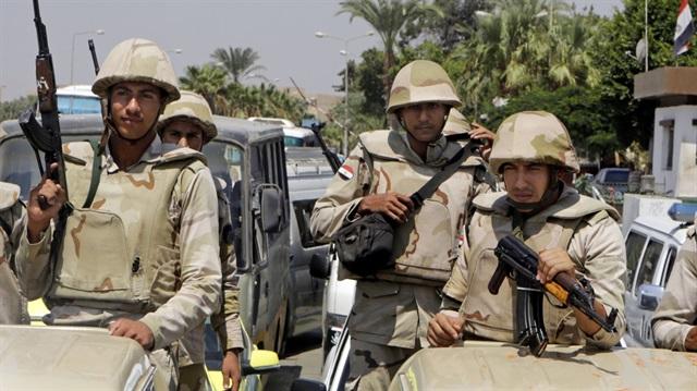Sisi rejiminin yargısız infaz görüntüleri ortaya çıktı