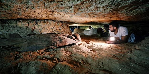 Sisi'nin dedeleri orada ortaya çıktı... Tam 3 bin yıllık...