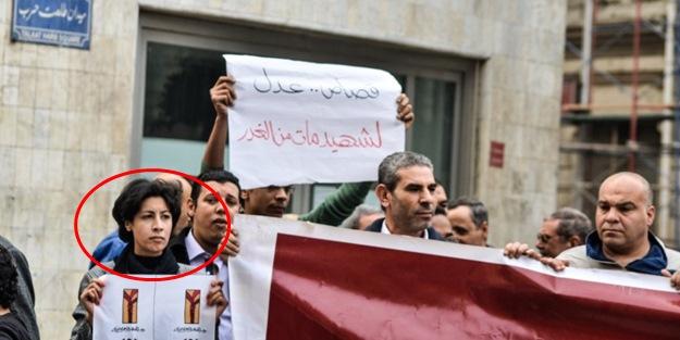 Sisi'nin katil polisi yine eylemci katletti