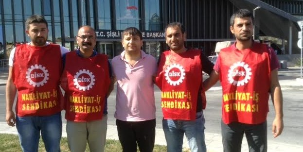 Şişli Belediyesi'nde işçi skandalı