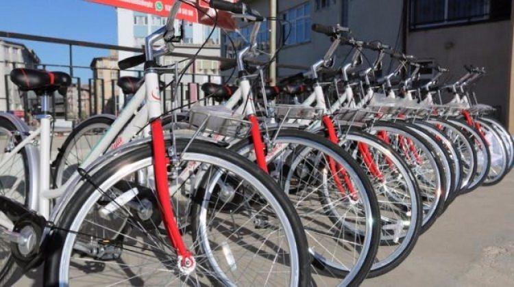 Sivas Belediyesi'nden obeziteye karşı 960 bisiklet