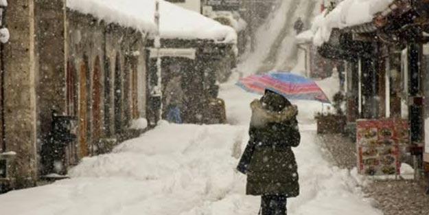 Sivas'da okullar tatil mi? 6 Ocak Sivas kar tatili haberi