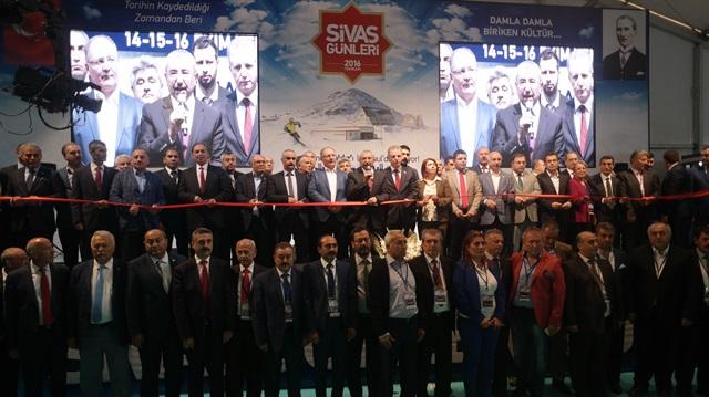 Sivaslılar Yenikapı'da buluştu