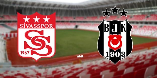 Sivasspor Beşiktaş maçı ne zaman saat kaçta hangi kanalda?