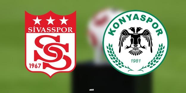 Sivasspor Konyaspor maçı ne zaman saat kaçta hangi kanalda?