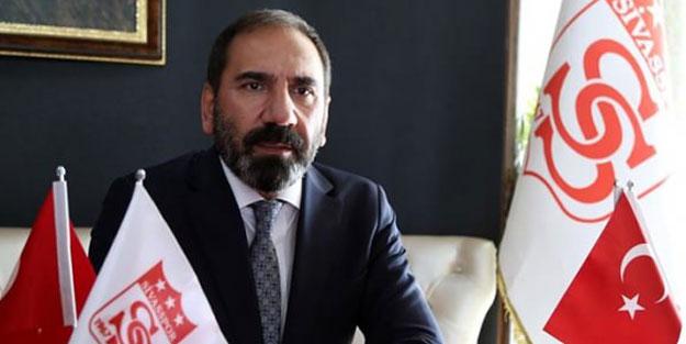 Sivasspor Kulübü Başkanı Mecnun Otyakmaz'ın acı günü