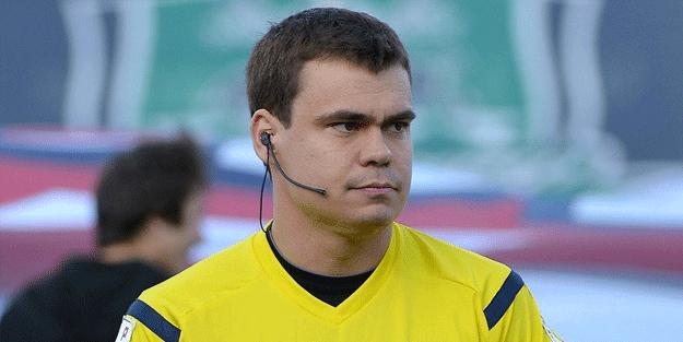 Sivasspor-Petrocub rövanş maçının hakemi belli oldu