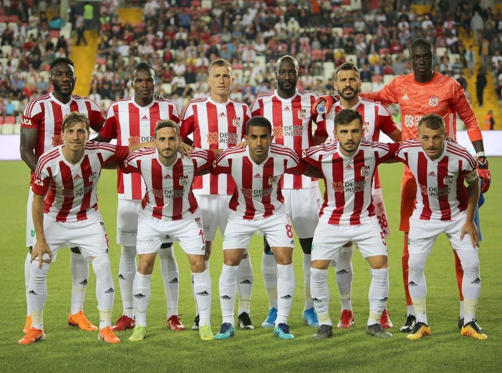 Sivasspor sezona kötü başlıyor