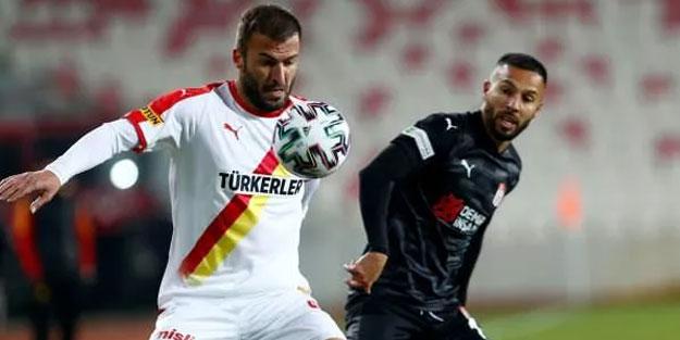 Sivasspor son 5 maçtır kayıp