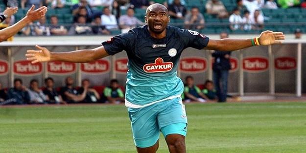 Sivasspor'dan Leonard Kweuke bombası
