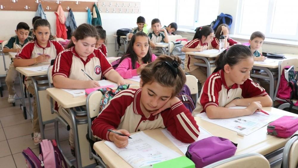 Sivas'ta 73 bin 500 öğrenci sınava girdi