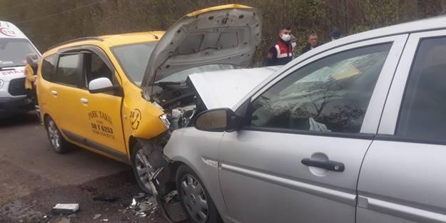 Sivas'ta feci kaza: Ölü ve yaralılar var