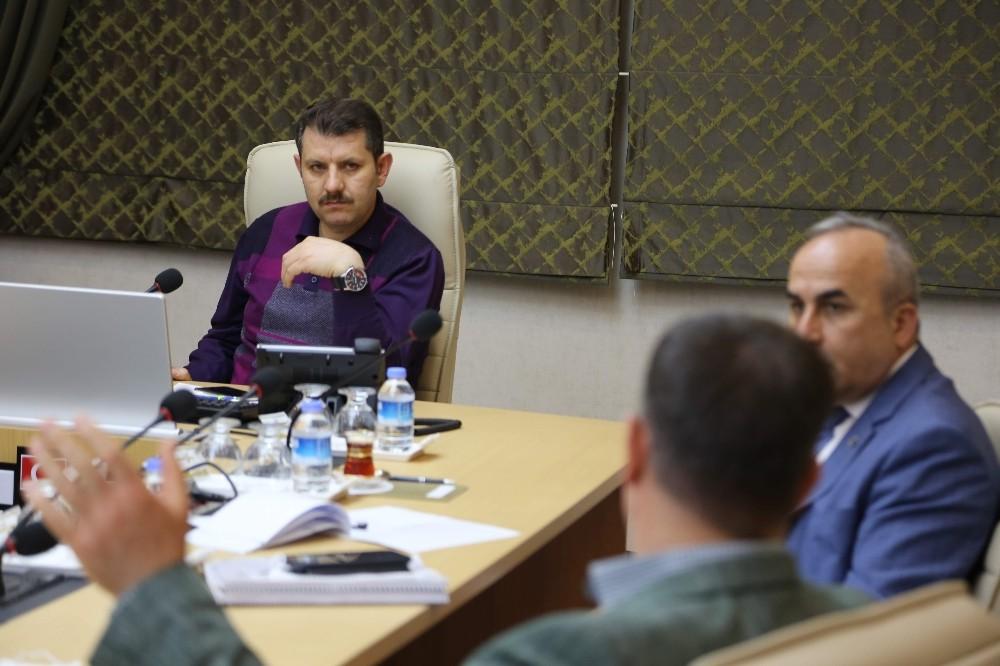 Sivas'ta, korona virüs tedavisi gören 8 hasta taburcu edildi