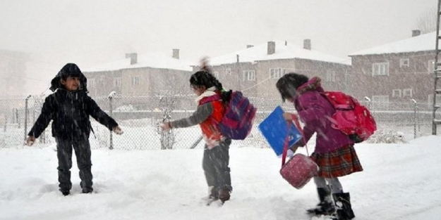 Sivas'ta okullar tatil mi? 12 Şubat Sivas kar tatili açıklaması