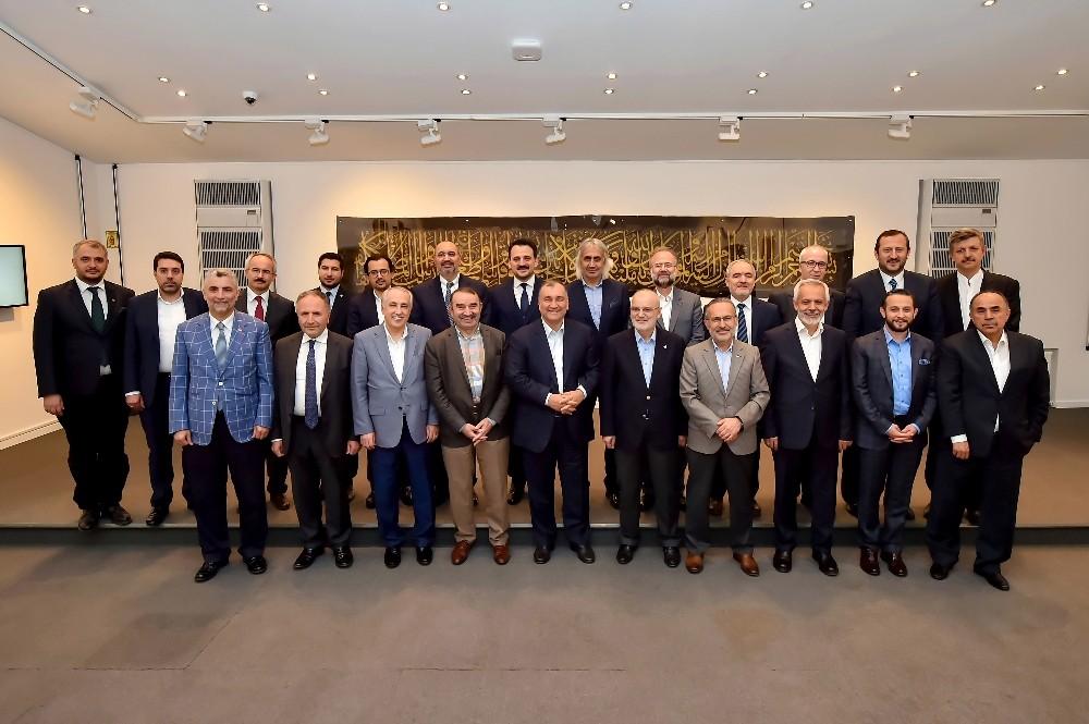 Sivil Toplum Kuruluşlarının başkanları Yıldız Holding iftarında buluştu