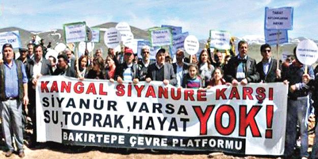 Siyanürle toprağı, arsenikle suyu zehirleyen Koç Holding'den öfkeli köylüye ahlaksız teklif!