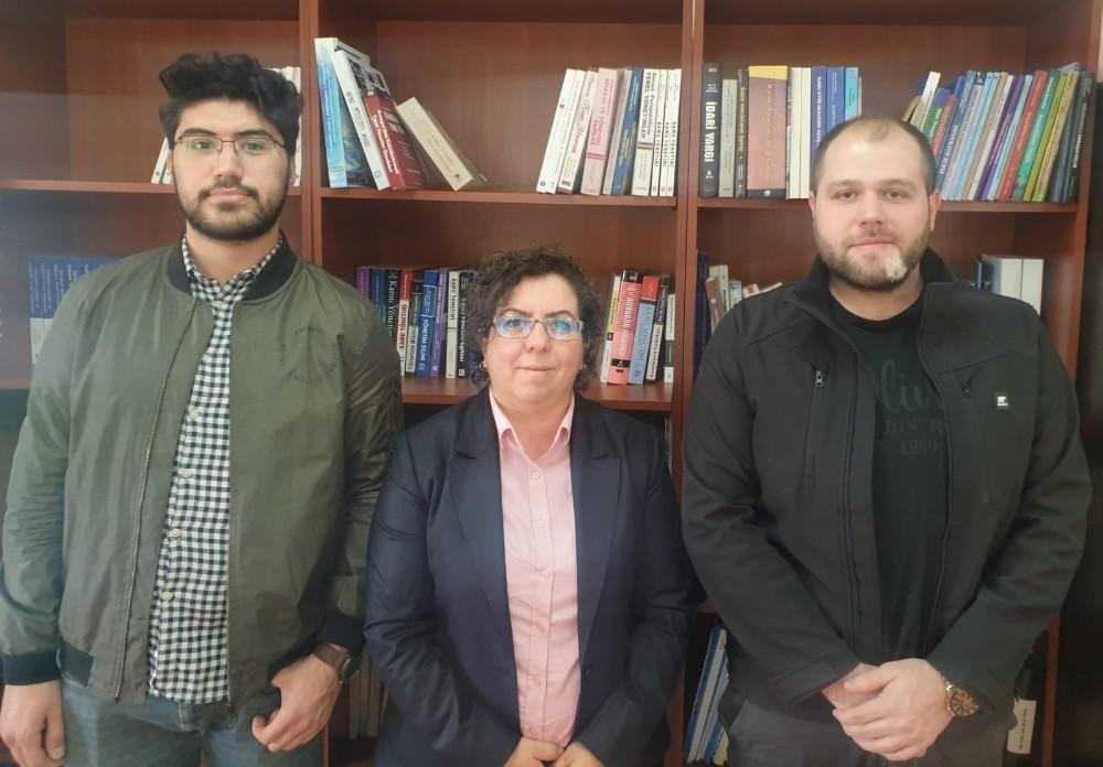 Siyaset Bilimi ve Kamu Yönetimi öğrencilerinin TÜBİTAK başarısı