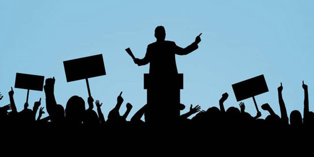Siyasete güven zedelemesi gerçekleşiyor
