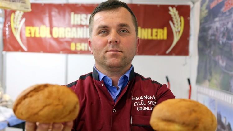 'Siyez ekmeği'nde talebe yetişemiyorlar