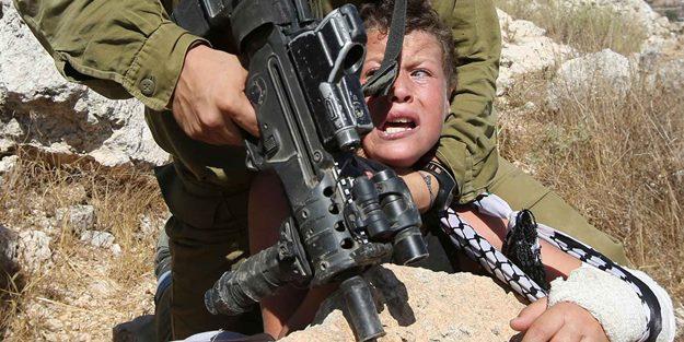 SİYONİST TERÖRÜ GAZZE'DE BİN CAN ALDI!