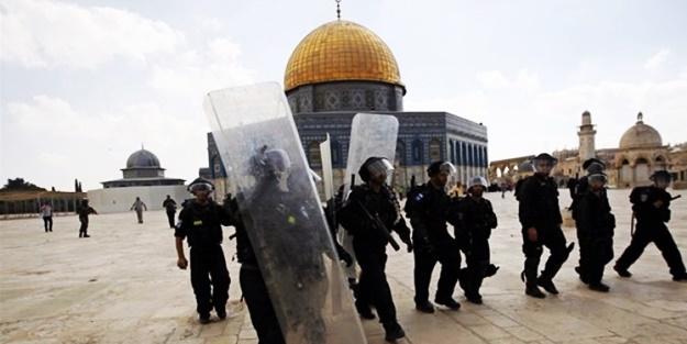 Siyonist Yahudilerin baskın tehdidine karşı İslam İşbirliği Teşkilatı'na çağrı: Mescid-i Aksa için devreye girmeli!