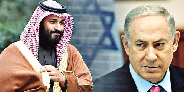 Siyonistle büyük dostluk! İsrail, Suud'ta askerî üs açıyor
