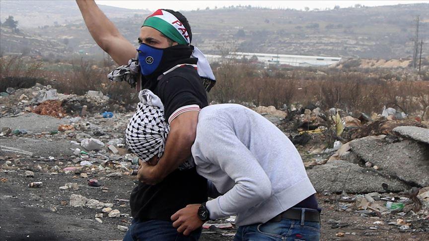 Siyonistler Batı Şeria'da Filistinli bir genci kaçırdı