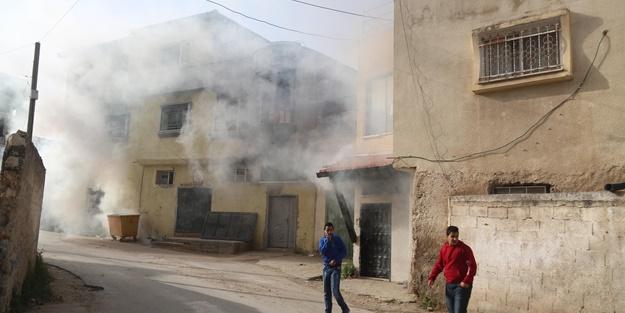 Siyonistler öldürdüğü Filistinli'nin evini yıktı!