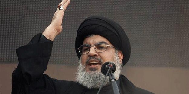 Siyonistler panikte! Nasrallah'ın mesajı İsrail'e üç buçuk attırdı
