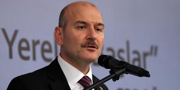 Skandal beddua sonrası Süleyman Soylu'dan açıklama