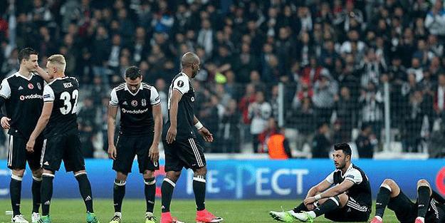 Skandal paylaşım! Çirkef Fransızlar Beşiktaş ile küstahça dalga geçti…