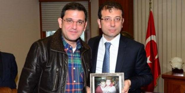 Skandal sözlerin ardından İmamoğlu ile Fatih Portakal birbirine girdi!