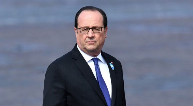 Skandalın başı François Hollande!
