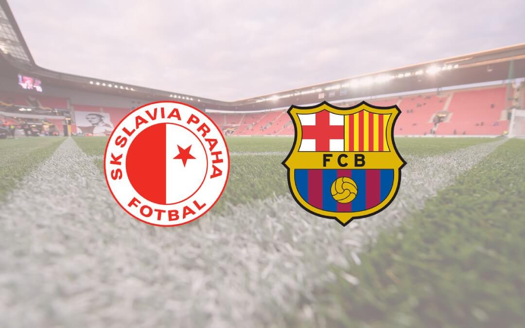 Slavia Prag Barcelona Şampiyonlar Ligi maçı saat kaçta hangi kanalda?