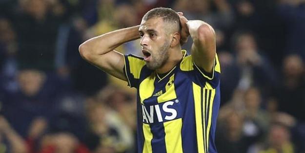 Slimani'den 'Fenerbahçe' açıklaması: En büyük hatam...