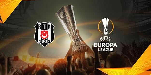 Slovan Bratislava Beşiktaş maçını şifresiz veren kanallar