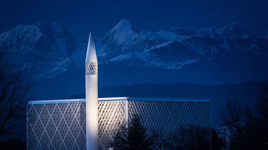 Slovenya'nın minareli tek camisi haziranda ibadete açılacak
