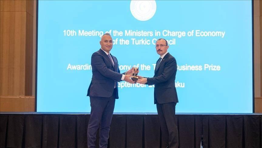SOCAR Türkiye'ye yatırım ödülü