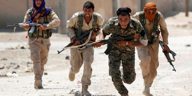 Soçi mutabakatı sonrası köşeye sıkışan YPG, Esed'e katılmayı planlıyor
