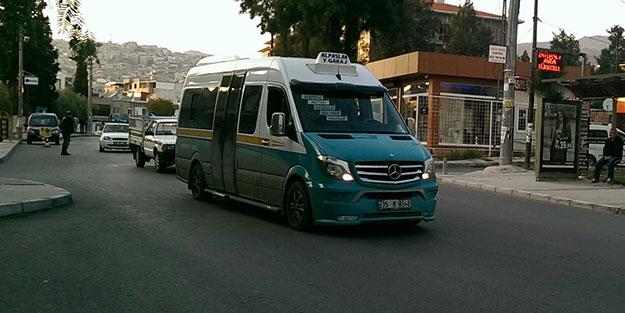 Şoförler istedi ücretler değişti! Büyükşehirde minibüslere koronavirüs zammı