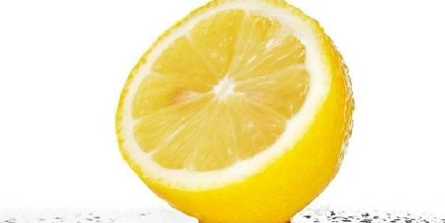 Soğuk algınlığına karşı limon tüketin