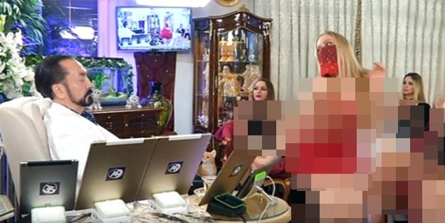 Şok 'Adnan Oktar' iddiası: Alıkoydukları reşit olmayan kızlarımla TV'de şov yapıyor!