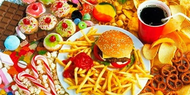 Şok araştırma! Fastfood yemekler kilo aldırmıyor