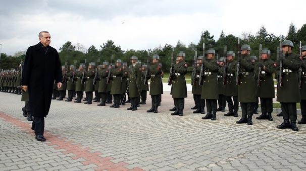 Şok gerçek ortaya çıktı… Erdoğan'ı karşılayacak askerler arasında bulunuyordu